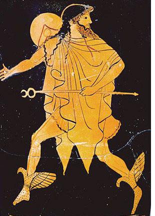 Hermes aka Mercury