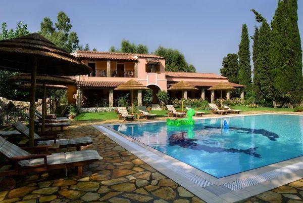 Corfu Club - Corfu Hotels | Greeka.com