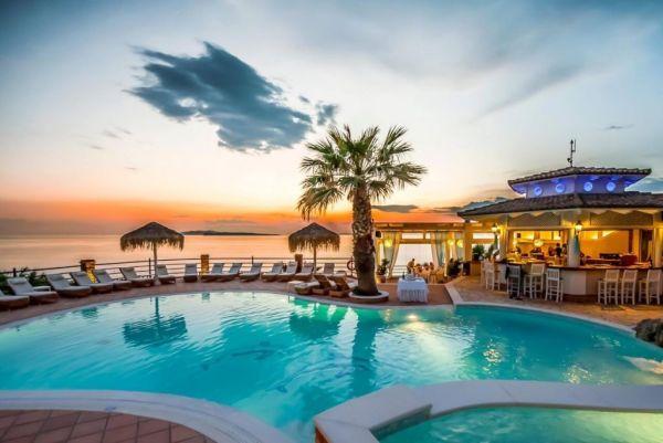 Delfino Blu Wellness Boutique Hotel - Corfu Hotels ...
