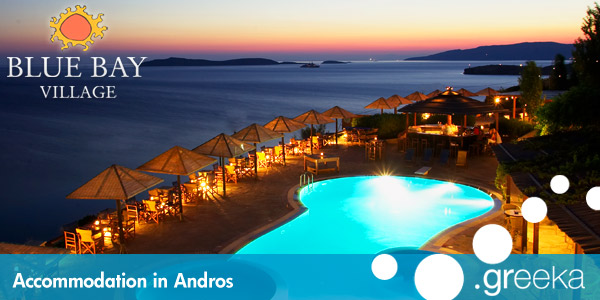Hotels In Andros Island Greece