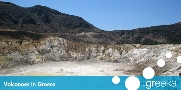 Volcanoes In Greece Famous And Active Greeka Com