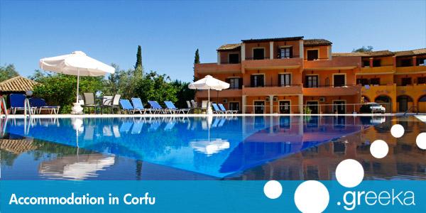 109 Hotels in Corfu island - Greeka.com