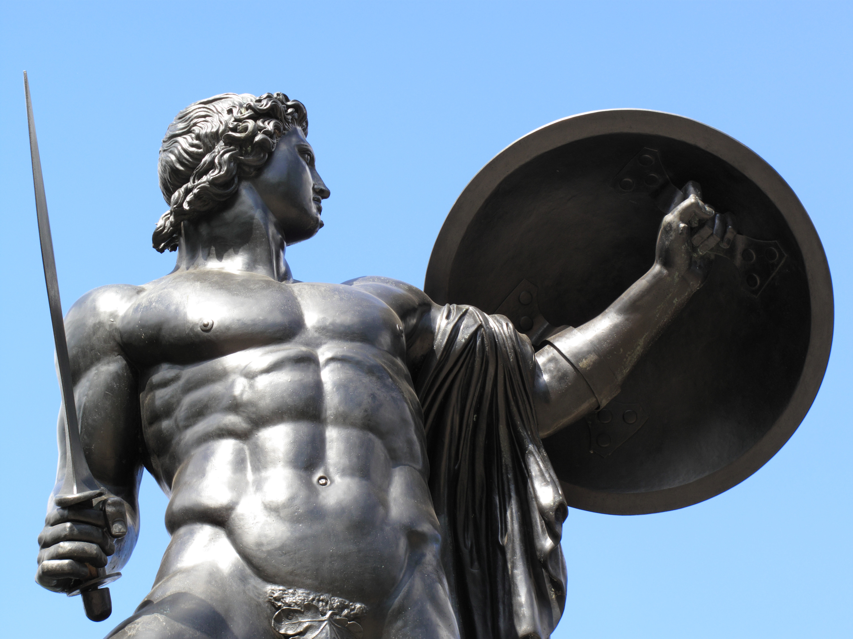 Greek Mythological Story Of How Achilles Became A Warrior