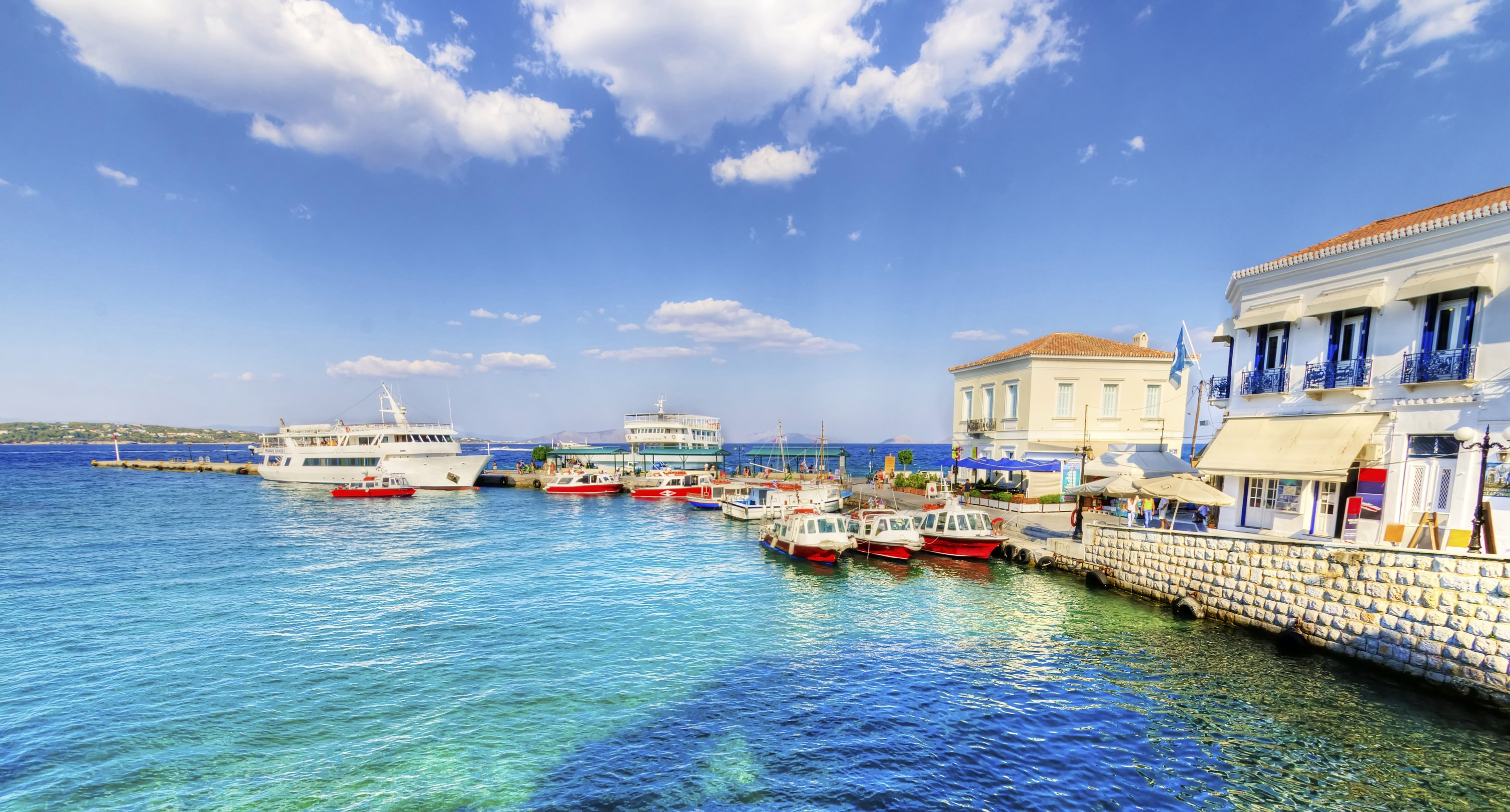 Best Beaches To Visit In Spetses