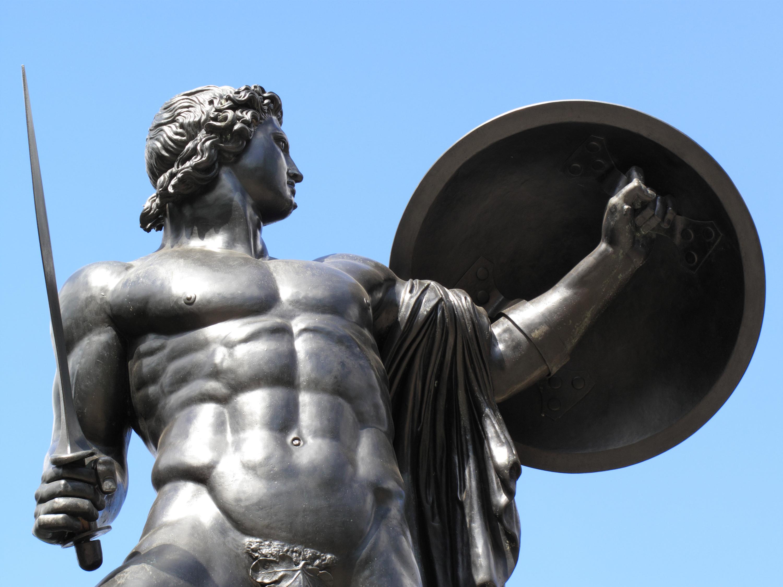 Achilles Was A Hero Of Greek Mythology