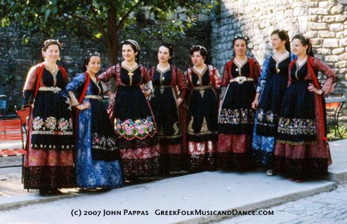 Perempuan dari Metsovon