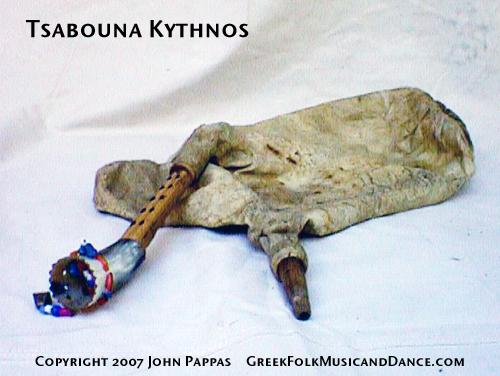 Tsabouna Kythnos