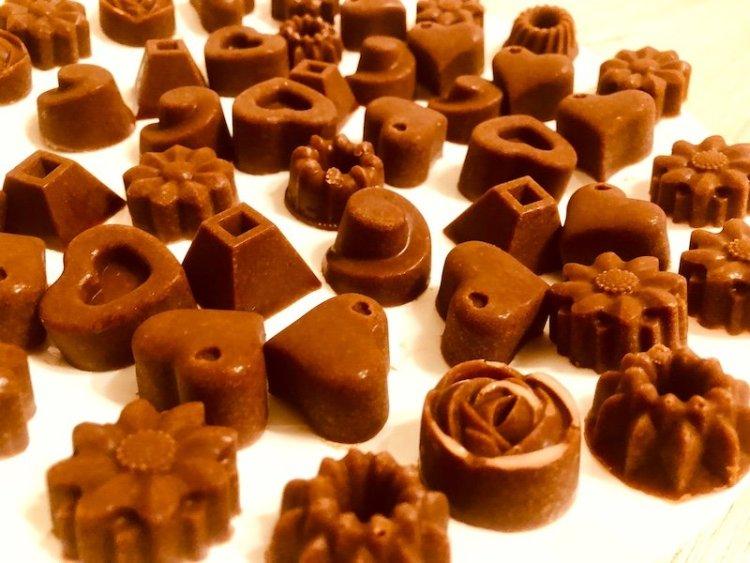 Salty-sweet fat bombs - for gourmet Ketonians 1