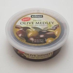 Greek mixture of olives