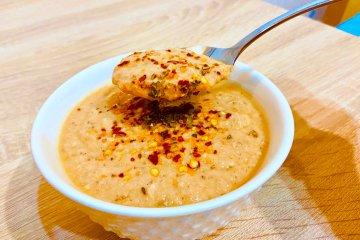 Keto cream soup