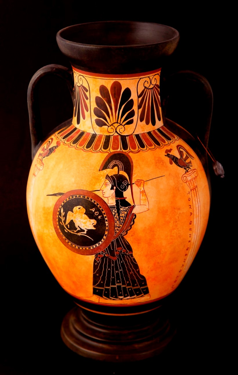 Image result for Amphora athena