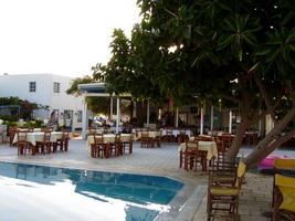 Margarita Restaurant, Paros, Greece