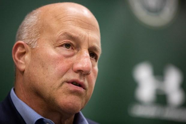 Colorado State football coach Steve Addazio