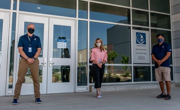 Severance High School New Leadership