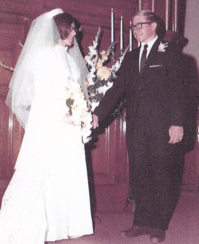 Anniversary: Mike and Daisy Boulter celebrate 50 years