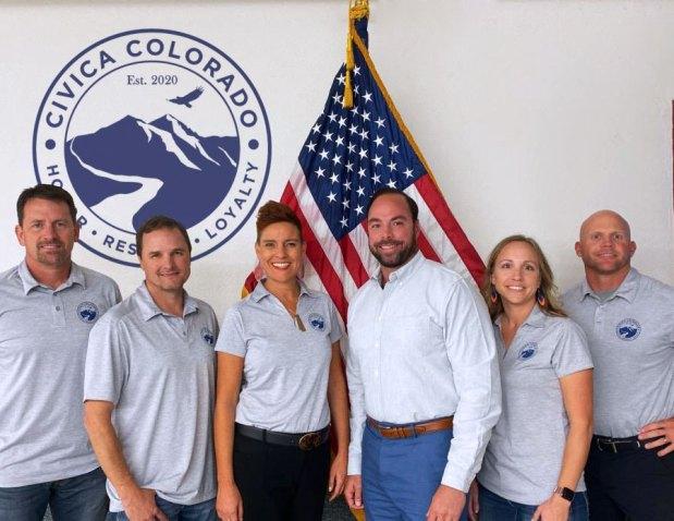 CIVICA Colorado charter school founding team