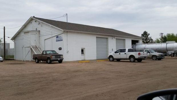One of the buildings at 110 East 16th St., Greeley. (Courtesy/Weld County Assessor's Office)