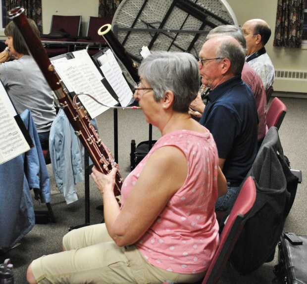 The Greeley Chamber Orchestra performs five concerts a season.