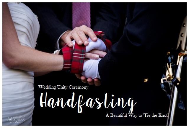 Handfasting {Unity Ceremony}
