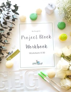 Wedding Planning made easy with The Complete PRoject Block Workbook from GEG. Plan your Wedding Step by Step with worksheets and tutorials