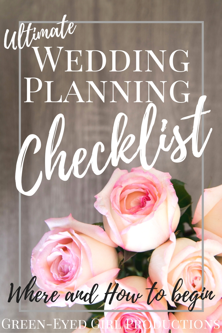 The Ultimate Wedding Planning Checklist. PDF Download. Where to start planning a wedding. How to Plan a Wedding from Start to Finish