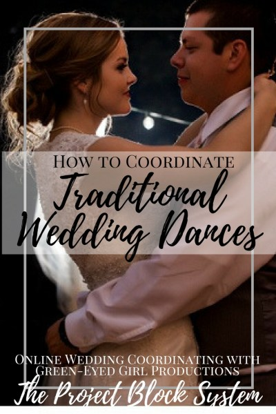 How to Coordinate Traditional Wedding Dances. How to plan your first dance. Wedding Dances. How to plan a reception. Wedding Reception Dances.