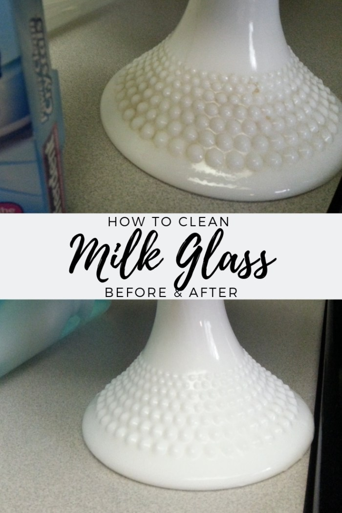 How to Clean Milk Glass Vases. Sage ways to clean and restore antiques and vintage collectibles. How to clean vintage glass. Quick Cleaning hacks. Milk Glass Collections