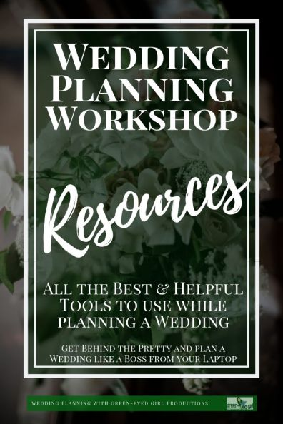 Plan your Wedding like a Pro! I've collected all of my best Wedding Planning Resources and Wedding Planner Tips for you in one place. If you're planning a Wedding on your own and on a budget, these tools will make your life so much easier and efficient. Wedding Planning with The Project Block System just got easier and more efficient. Wedding Planning Guide