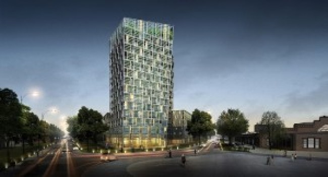 Smart Green Tower: oszczędny budynek