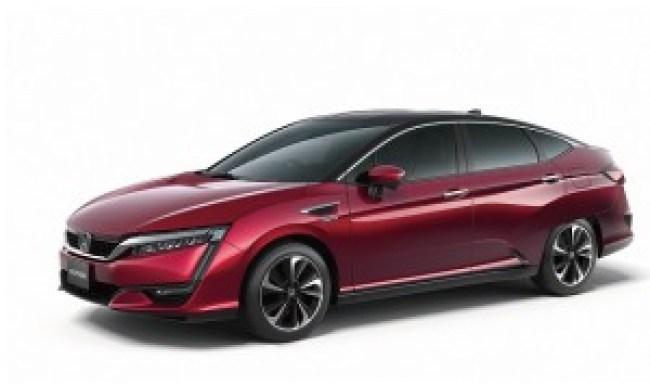 Auta wodorowe - Honda FCV Clarity