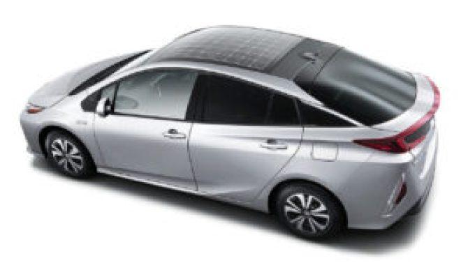 Ekologiczne samochody - Toyota Prius