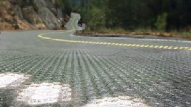 Ekologiczne samochody na drogach z ogniw fotowoltaicznych