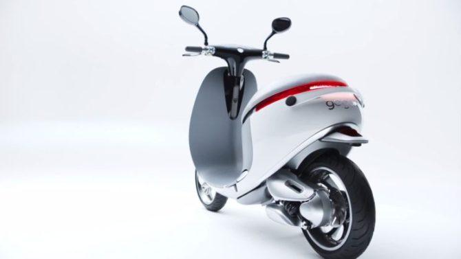 Elektryczny skuter Gogoro Smartscooter