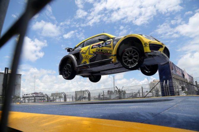 Red Bull Global Rallycross - niedługo start samochodów elektrycznych