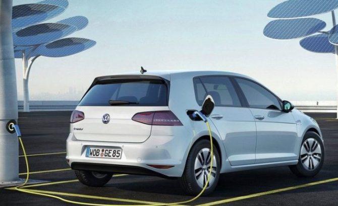 Volkswagen e-Golf - czy zaspokoi ekologiczny głód władz Kalifornii?