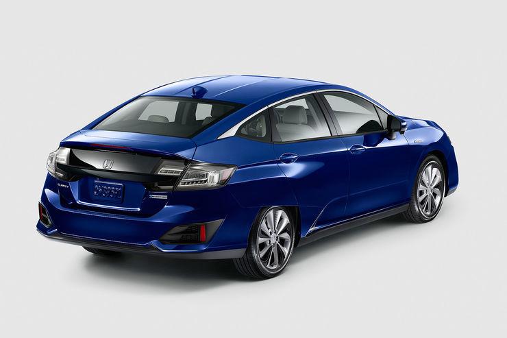 Honda Clarity Electric