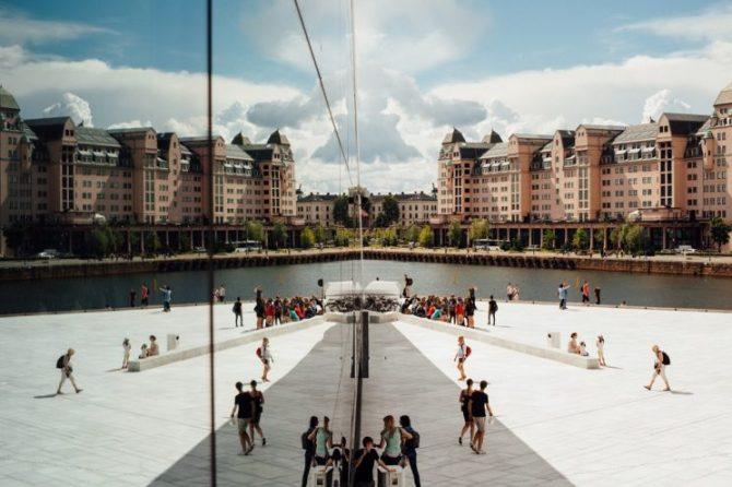 Ekologiczne miasto numer 1 - Oslo