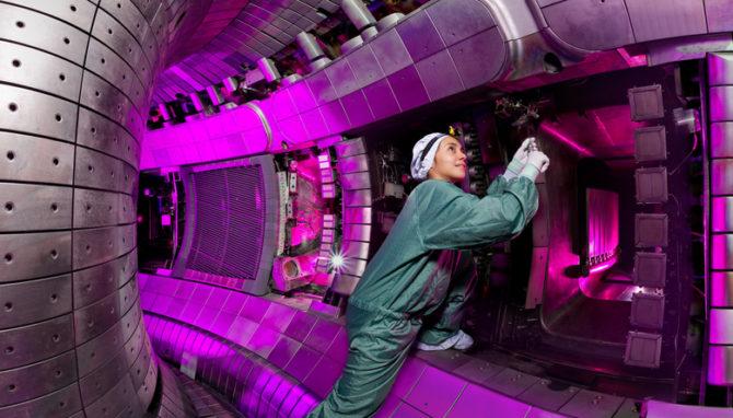 fuzja termojądrowa reaktor instytut max planck