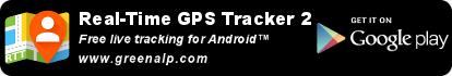 Free real-time tracking. Free GPS tracker. Show your location live on Google Maps. Free for your Android phone.