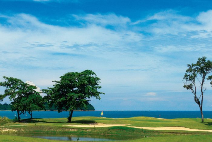 Thap Lamu Golf Course near Khao Lak