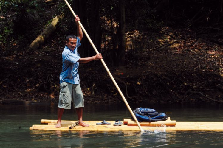 Rafting Expedition in Khao Sok National Park