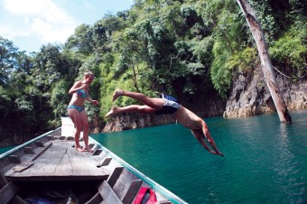 Dive in on our Khao Sok tour