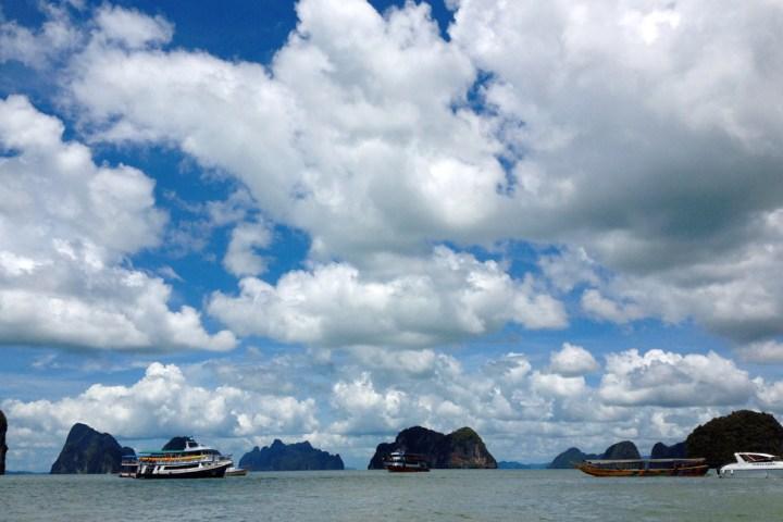 Phang Nga Bay and James Bond Island Tour
