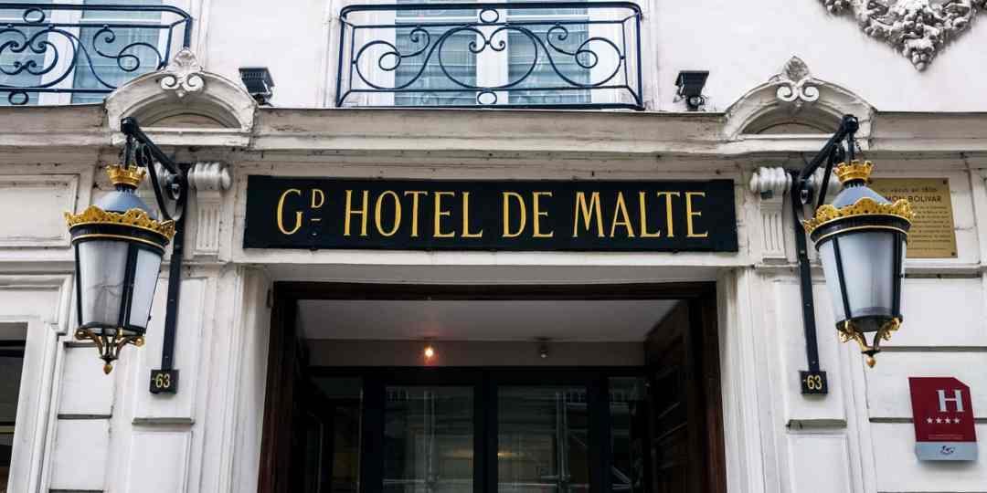 Malte Opera facade