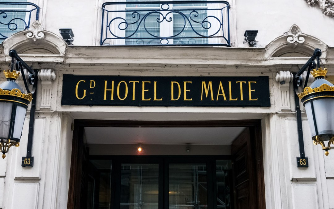 HOTEL MALTE OPERA PARIS: REVIEW