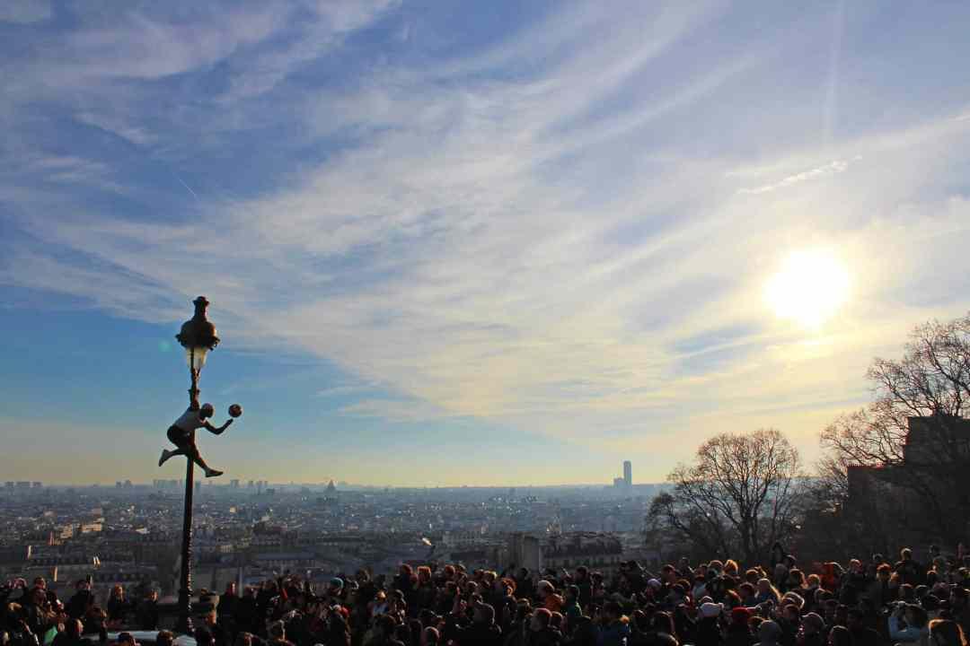 best views in Paris montmartre