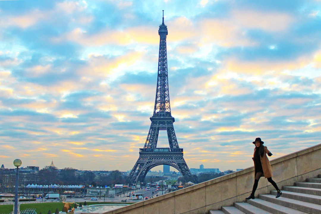 """how to """"do"""" Paris in 5 days"""