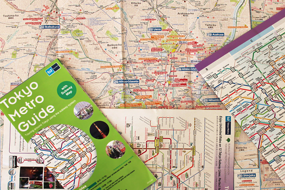 TOKYO SUBWAY: YOUR ESSENTIAL GUIDE TO TOKYO'S PUBLIC TRANSPORT