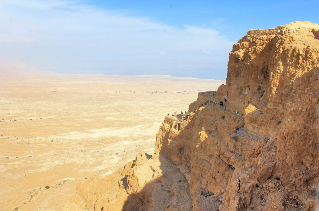 Into the Desert: Day Trip to Masada and the Dead Sea