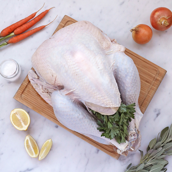 Heritage Turkey - Whole